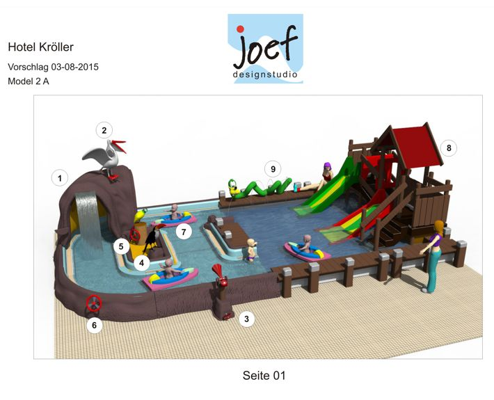 Gerlos joef design canal play for Design kinderhotel